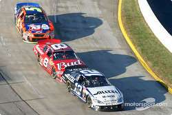 The battle for 5th place was as close as it can get between Terry Labonte, Dale Earnhardt Jr. and Ryan Newman