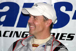 Press conference: pole winner Scott Pruett