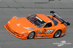 #40 Derhaag Motorsports Corvette: Simon Gregg, Justin Bell