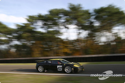 #47 Cirtek Motorsport Ferrari Modena: Andrea Montermini, Philipp Peter, Klaus Engelhorn