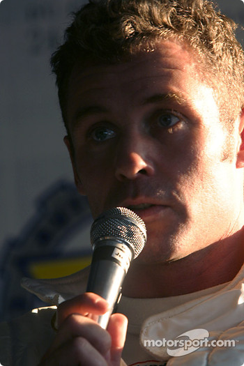 Post-qualifying press conference: Tom Kristensen