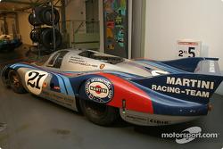 1971 Porsche 917 'long tail'