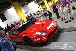 #88 Veloqx Care Racing Racing Ferrari 550 Maranello