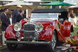 Founder's Trophy: 1939 Alvis Speed