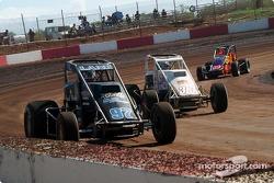 Ronnie Clark, Brandon Lane and Shon Deskins