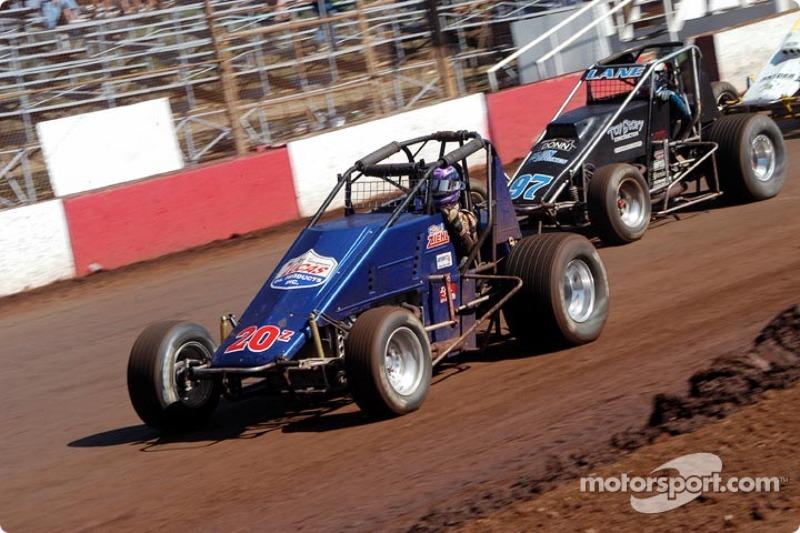 Rick Ziehl and Brandon Lane