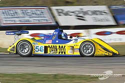 #56 Team Bucknum Racing Pilbeam MP91: Jeff Bucknum, Bryan Willman, Chris McMurry