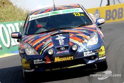 #13 Colin Osborne Toyota Celica SX: Colin Osborne, John Roecken, Trevor Keene