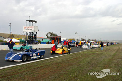 Finalizing the starting grid