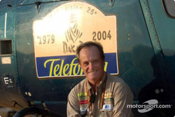 2004 Dakar Rally director Patrick Zaniroli