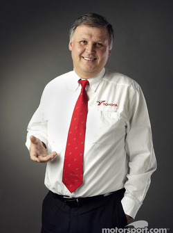 Norbert Kreyer, General Manager Race and Test Engineering
