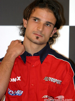 Vitantonio Liuzzi interview on Autosport Stage
