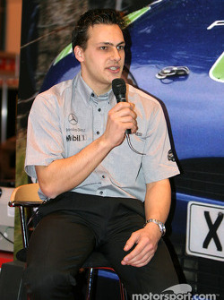 Gary Paffett interview on Motorsport News Stage