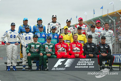 The class of 2004: drivers for the 2004 FIA Formula 1 Championship