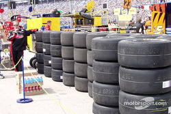 Tires, tires everywhere