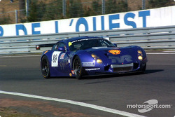 #89 Chamberlain - Synergy Motorsport TVR Tuscan 400R: Bob Berridge, Chris Stockton