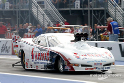 Fred Hahn set the pace for Pro Mod