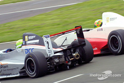 Mike Conway passes Patrick Hogan