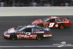 Rusty Wallace and Kasey Kahne