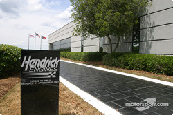 Visit of Hendrick Motorsports: Hendrick Engines building