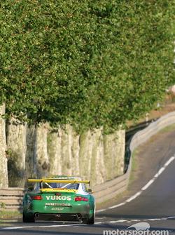 #85 Freisinger Motorsport Porsche 911 GT3 RSR: Stéphane Ortelli, Ralf Kelleners, Romain Dumas