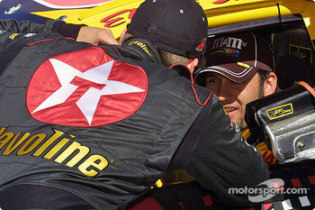 Jamie McMurray and Elliott Sadler