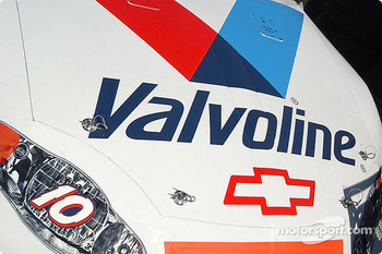 Scott Riggs's Valvoline Chevy