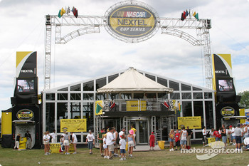 NASCAR Nextel Cup display