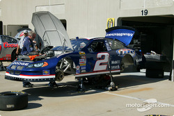 Rusty Wallace's Dodge