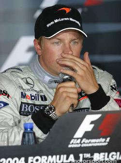 Press conference: race winner Kimi Raikkonen