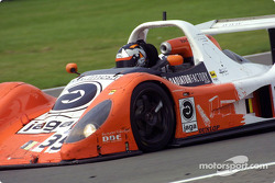 #35 G Force Racing: Jean-François Leroch, Tim Greaves, Frank Hahn