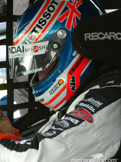 Craig Baird on the grid