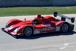 #10 Miracle Motorsports Courage C65 AER: John Macaluso, Ian James, James Gue
