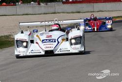 #2 Champion Racing Audi R8 test car: Marco Werner
