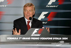 Friday FIA press conference: Max Mosley