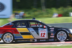 Ron Fellows (#12 Cadillac CTS-V)