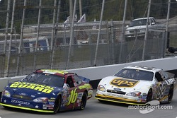 Greg Biffle and Dale Jarrett