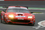 #87 Larbre Ferrari 575 Maranello: Tomas Enge, Robert Pergi, Patrice Goueslard