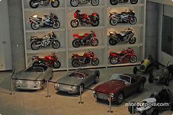 Porsches and motorcycles