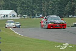 #16 Prototype Technology Group BMW M3: Tom Milner, Kelly Collins
