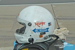 Helmet of Frank Del Vecchio
