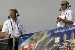 Robert and Doug Yates