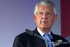 ACO President Jean-Claude Plassart