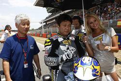 Kousuke Akiyoshi, Interwetten Honda MotoGP