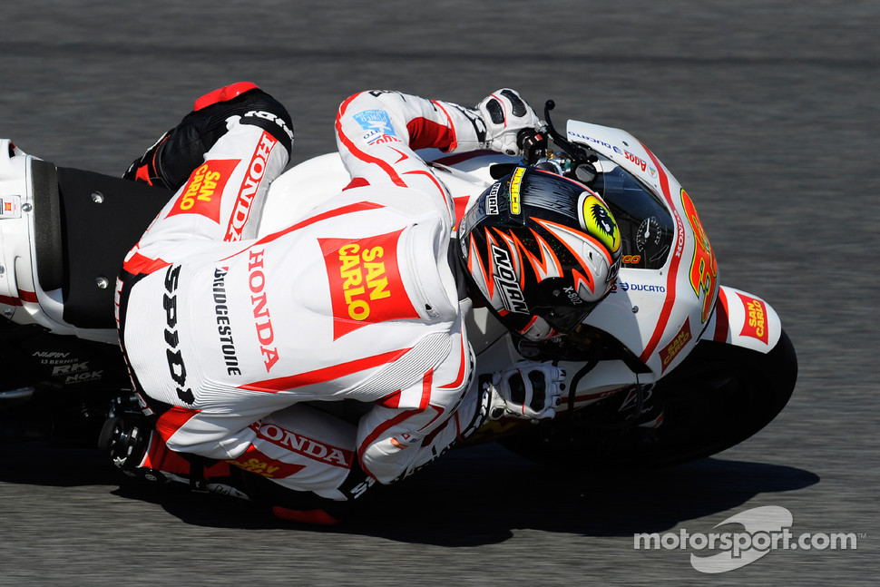 Marco Melandri, San Carlo Honda Gresini