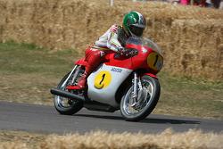 1969 MV Agusta 500: Giacomo Agostini