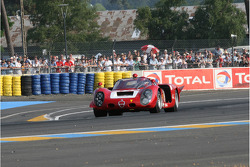 #61 Alfa Romeo T33/2 1968: David Jacobs