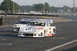 #20 Porsche 935 1978: Stephen Mauss, Edgar Salewsky and #58 BMW M1 1979: Michael Hinderer, Leopold von Bayern