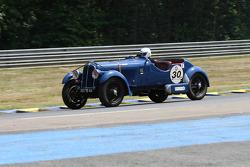 #30 Delahaye 135S 1935: Philippe Brunner, Patrick Friedli