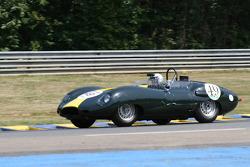 #49 Lister Jaguar 1959: Tom MacWhirter, Darren MacWhirter
